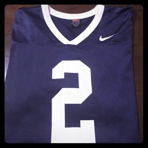 Penn State Nike football jersey